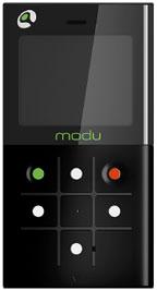 Modu, телефон-транс?формер, был представлен на Mobile World Congress вБарселоне
