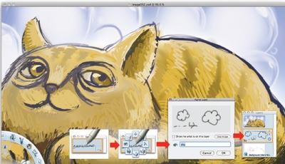 Программа для рисования SketchBook для планшетов на