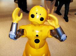 Вфизическом смысле человек— это довольно безопасное устройство, но очень неточное. Однако человеку присущ контроль безопасности. Когда мы совершаем ошибку, вбольшинстве случаев вэтом нет ничего страшного. Мы можем впоследний момент избежать серьезной беды. Способен ли на такое робот?