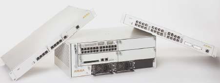 Рисунок 3. В современных структурах WLAN специальные контроллеры берут на себя функции центра управления. На фото: семейство Mobility Controler от Aruba.