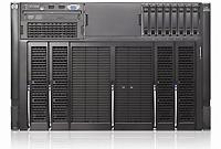Сервер Proliant DL785 G5, по утверждению разработчиков, представляет собой идеальную платформу для виртуализации и масштабируемых приложений.