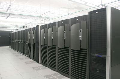 Для презентации новых услуг в HP выбрали один из своих центров обработки данных, расположенный неподалеку от Лиона