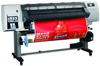 Экологичность технологии латексной печати позволяет использовать принтер Designjet L25500 не только в специализированных помещениях, но и в обычном офисе