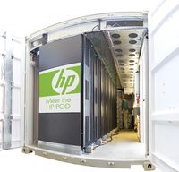 Представив HP Performance Optimized Data Center, компания HP вступила в