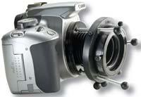 Рис. 2. Объектив сa избирательным фокусом Lensbaby придаст гибкости вашему фотографическому мастерству.