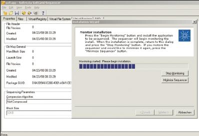 Рисунок 3. Построение последовательностей (Sequencing) основывается на предварительном и последующем сравнении эталонного образа, изменения которого контролируются программой Sequencer.