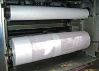 Роль вымывных щёток в процессоре DuPont Cyrel Fast играет нетканое полотно, на котором остаётся расплавленный полимер