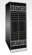 Одно из важнейших отличий коммутаторов линейки QLogic 12000 Series - использование собственных специализированных микросхем на базе оригинальной архитектуры Qlogic TrueScale