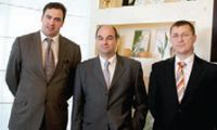 Руководство InfoPrint Solutions Company – А. Иващенко, Б. Шателард, О. Пегов