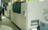 Стенд Xerox. Плотность запечатываемой бумаги в рулонной электрографической машине Xerox 490/980 64–160 г/м2