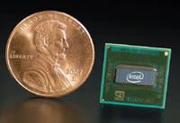 Благодаря компактным размерам Atom на одной 300-миллиметровой кремниевой пластине может уместиться сразу 2,5 тыс. процессоров