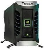 По утверждениям nVidia, персональные суперкомпьютеры на базе графических процессоров уже применяются внескольких исследовательских институтах