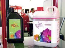 Скоро все чернила SunFlower будут производиться с использованием нанодобавок