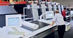Премьера Speedmaster XL 105-5+L с функцией ImageControl и производительностью 18 000 отт./ч; приобретена ПК