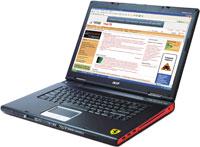Acer Ferrari 4000 — настоящий центр развлечений