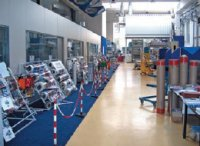 В техническом центре Converdrome осуществляется тестовая печать на машинах заказчиков на требуемых материале и печатных формах