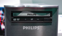 Прототип Philips Blu-ray
