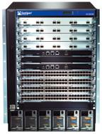Juniper EX8200 — коммутатор ядра сети, предназначенный для построения магистралей 10 GE