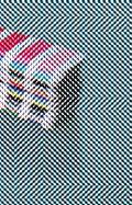 На растрированном изображении можно заметить букву E, на которой отличается рисунок растра