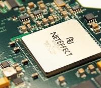 Продукты NetEffect поддерживают стандарт iWARP— набор расширений Ethernet, разработанный консорциумом RDMA Consortium