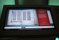В Библиотеке Конгресса США открыт ряд интерактивных выставок под общим названием Library of Congress Experience