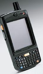 Компьютер Motorola MC75 предназначен для тех, кто много времени проводит вне офиса