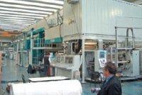 Среди важных узлов планетарной сервоприводной 10-красочной Diamond HP— секция вывода полотна после тоннельной сушки, включающая сервоприводной вал охлаждения полотна и оказывающая ключевое влияние на качество цветовой приводки последней печатной секции