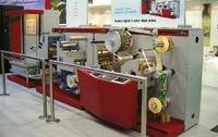 Стенд Punch Graphics. Заявленный ресурс узкорулонной этикеточной электрографической машины Xeikon 3300 — 700 000 м запечатываемого полотна в месяц