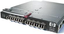 Ведущие производители систем хранения поставляют коммутаторы семейства Cisco MDS 9000 в составе своих решений