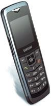 Самый тонкий аппарат Samsung