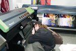 Roland LEC-300 VersaUV вызвал большой интерес