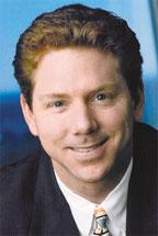 ИТ-директор компании Capital One Financial Грегор Байлар оставил свой кабинет, чтобы продемонстрировать преимущества мобильности
