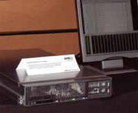Сервер на базе процесора AMD Barcelona