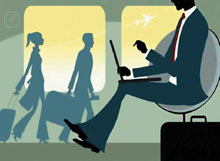 По мнению большинства респондентов исследования, проведенного по заказу Cisco Systems, главная психологическая проблема мобильного сотрудника состоит втом, чтобы найти баланс между работой иличной жизнью. Мобильным сотрудникам также трудно заниматься личными увлечениями ихобби