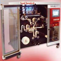 Новая машина цифровой струйной печати SolarJet от Sun Chemical