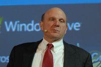 Наиболее успешными Internet-проектами Microsoft Стив Балмер считает браузер Internet Explorer, а также платформу .Net как эффективную базу для создания новых Web-приложений