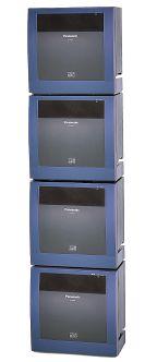 Рисунок 4. Старшая модель IP-УАТС серии TDE компании Panasonic — KX-TDE600 — поддерживает уже до 1152 внутренних абонентов.