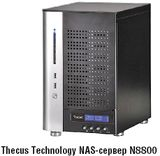 Thecus Technology NAS-сервер N8800