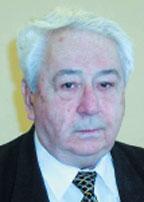 Одна из последних фотографий Всеволода Сергеевича Бурцева (2005 год)