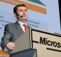 Виталий Постолатий: «Доля технологий Microsoft вроссийском ИТ-бизнесе несправедливо мала»