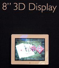 Дисплей с трехмерной картинкой Philips