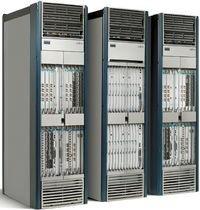 1 июля 2004 года представители «Книги рекордов Гиннесса» признали CRS-1 самым мощным в мире Internet-маршрутизатором