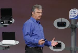 В выступлении Дэди Перлмуттера подробно рассказывалось о возможностях новой мобильной платформы