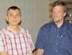 Олег Кукушкин (слева), договорившись сДэйвом Тэйлором овступлении вSparxent Group, рассчитывает получить международную экспертизу взамен на поддержку клиентов Sparxent вРоссии»