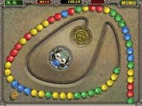 Zuma Deluxe — вариации на тему разноцветных шариков от ацтекского божества
