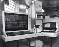 Пульт управления МВК Эльбрус-2