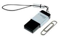 Atom Flash Drive, самое маленькое флэш-устройство Imation, весит всего 28 грамм