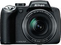 Nikon COOLPIX P80 — добротный аппарат с множеством ручных настроек. Переключение режимов съемки производится вполне стандартно — с помощью колесика, расположенного в верхней части корпуса. Выбор здесь также привычен: приоритет выдержки, диафрагмы, полностью ручной режим — полуавтоматический и программный