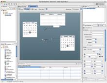 В портфель Adobe Flex войдут пакет для разработчиков, среда разработки Flex Builder исервисы J2EE Flex Data Services. Компания по-прежнему будет поставлять компоненты Flex Builder иFlex Data Services за деньги, не открывая их исходного кода. Вместе стем проектировать приложения Flex можно будет ибез помощи Flex Builder. Для этого достаточно любого текстового редактора или интегрированной среды разработки, вкачестве которой можно использовать популярные пакеты IDE для Java или среду Visual Studio.Net