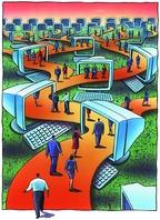 ИТ необходимо сосредоточиться на том, как можно лучше всего управлять данными, поскольку хранение, манипулирование, поиск и защита данных – главная цель существования ИТ